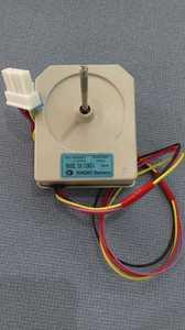 Вентилятор м/к для хол-ка LG EAU63103001